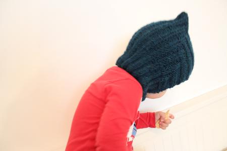 Zwergenmütze für Kinder stricken