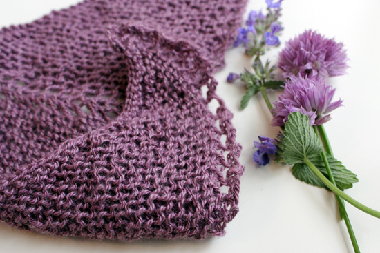 Strickanleitung knitting pattern shawl schultertuch waldorf doll puppe pdf
