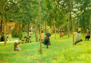 Max Liebermann (1847 - 1935, German)