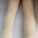 stoff puppe beine