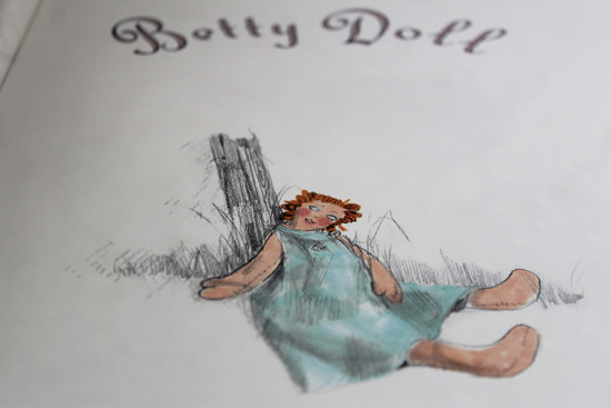 Betty Doll