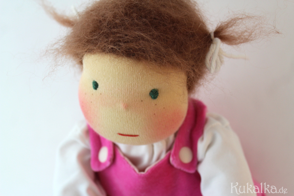 Baby Puppe Doll Waldorf